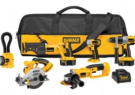 Should You Buy a Combo Kit of Portable Power Tools?