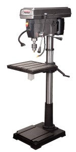 Central-Machinery 20 inch Floor Mount Drill Press
