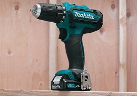 Moderate Price, Excellent Performance, The Makita 12V max CXT reviewed.
